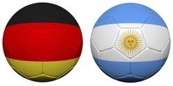 Tyskland - Argentina