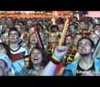 Video: Brasilianske fans udvandrer – tyske jubler
