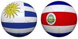 Uruguay - Costa Rica